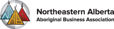 Northeastern Alberta Aboriginal Business Association Logo